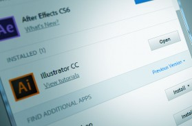 install older previous version creative cloud tutorial