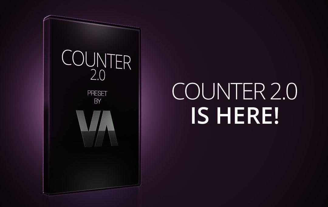 New Upgrade – Counter Preset 2.0