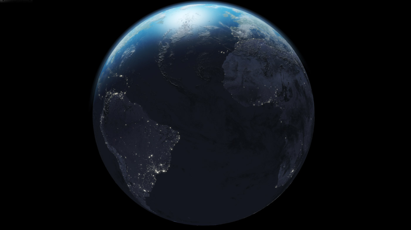 New Tutorial – Procedural Earth!