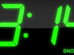 Digital Clock Timer tutorial After Effects