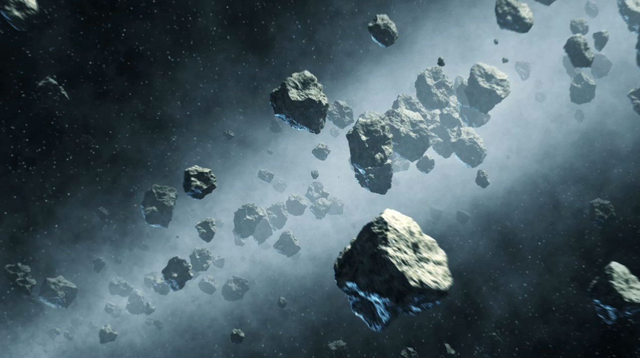 New Two Part Tutorial – Kick-Ass Asteroid Field !