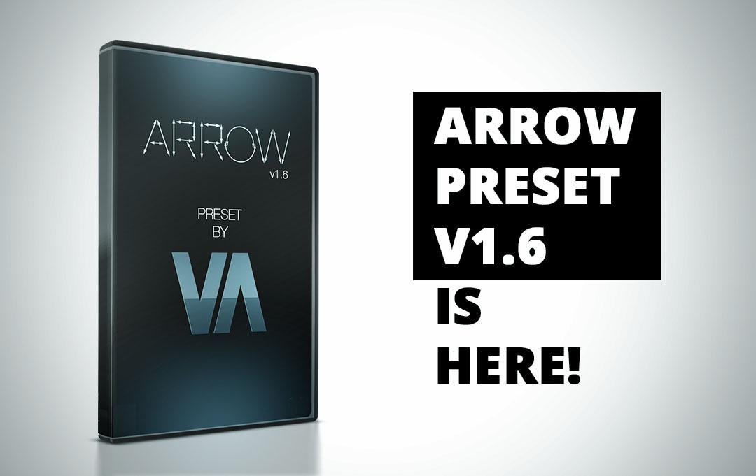 New Upgrade – Arrow Preset v1.6