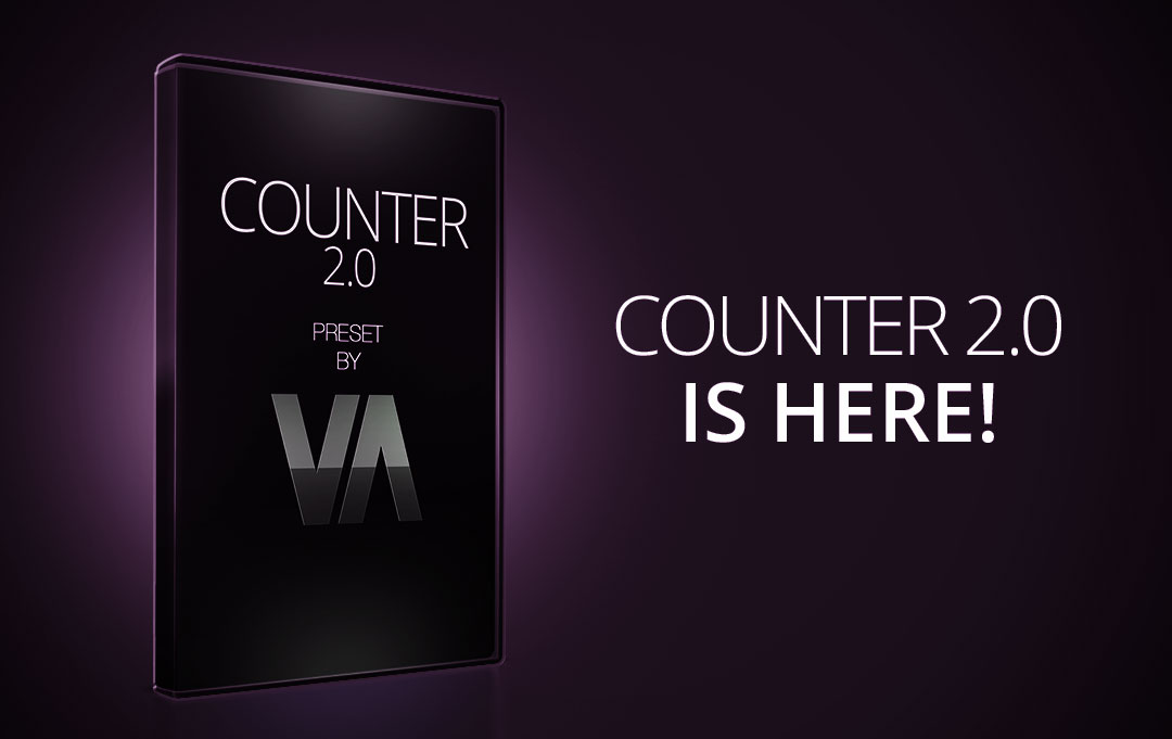 New Upgrade – Counter Preset 2.0