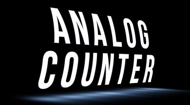 Analog-Counter-Cover