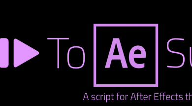 Avid-to-AE-Subs