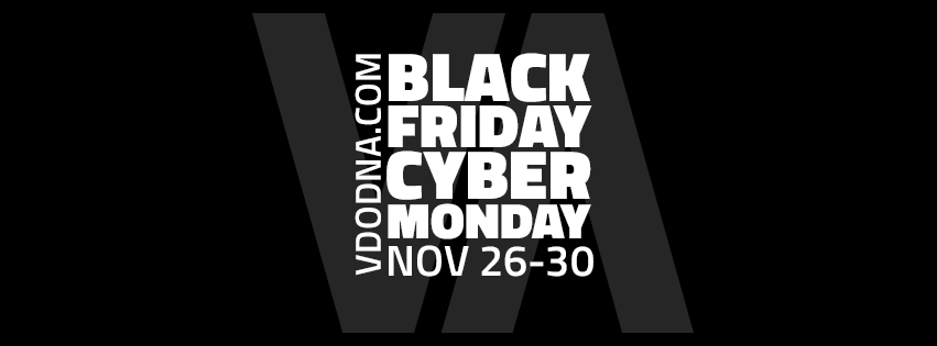 Black Friday to Cyber Monday 30%OFF Sale!