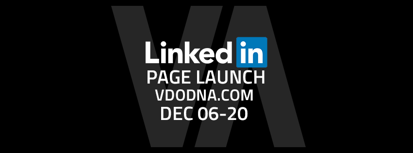 New LinkedIn page!